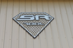 S&R Tool Sign